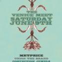 Venice Meet Flyer